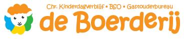 Chr. Kinderdagverblijf en BSO de Boerderij in Stadskanaal Logo